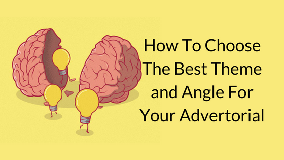 How To Choose The Topic For Your Advertorial Landing Page