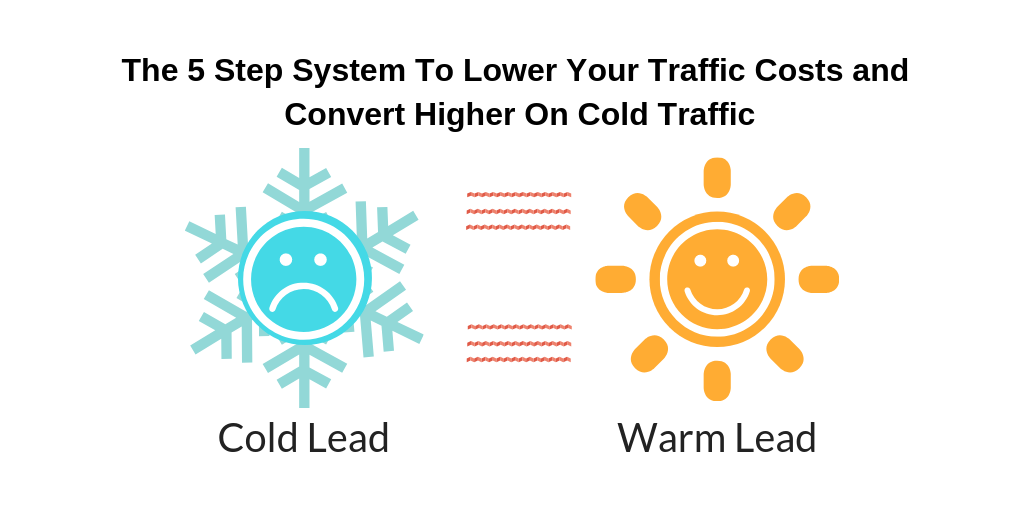 How To Lower Your Cold Traffic Costs