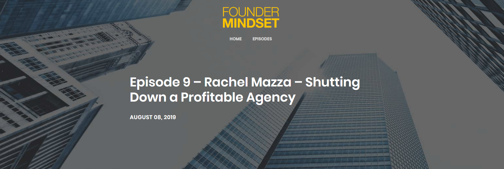 Why I shut down my profitable agency
