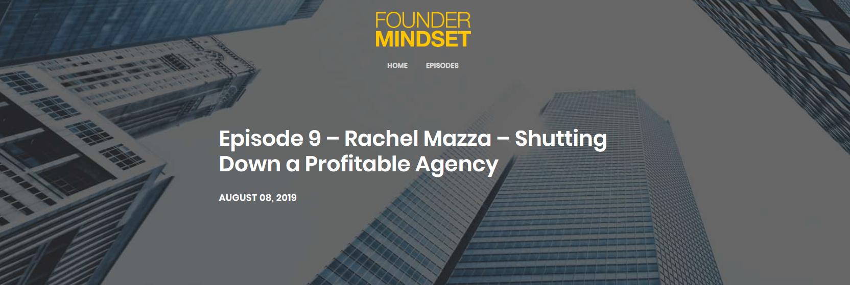 Why I shut down my profitable agency