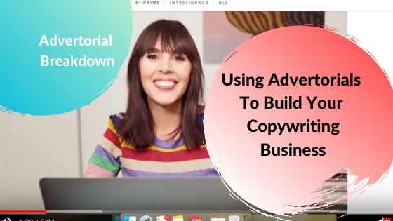 Advertorials For Complicated or Intangible Offers